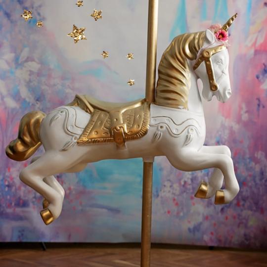 Koń z karuzeli